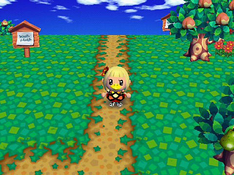 New Horizons Is The Best And Only Direction For Animal Crossing