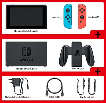Nintendo Switch, Switch, Nintendo