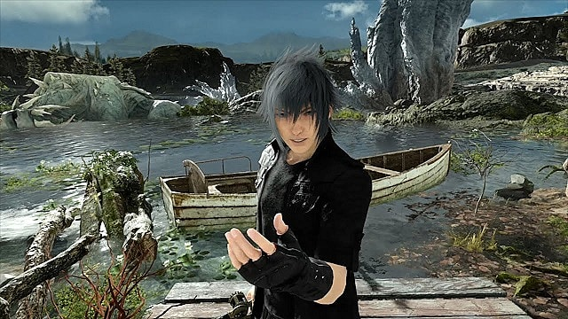 Final Fantasy 15 First-Person Mode Guide