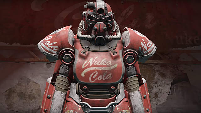 How to Find the Nuka-Cola Power Armor Paint in Fallout 76
