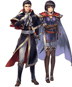 Olwen and Reinhardt