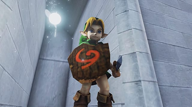 When can we expect a playable Legend of Zelda game remade using the