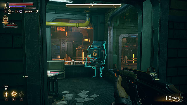Terminal in the Geothermal Plan in The Outer Worlds that gives you the Security Chief's location
