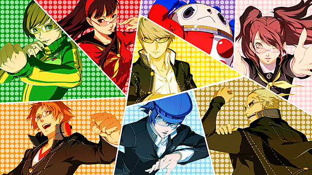 Persona 4 golden enemy guide