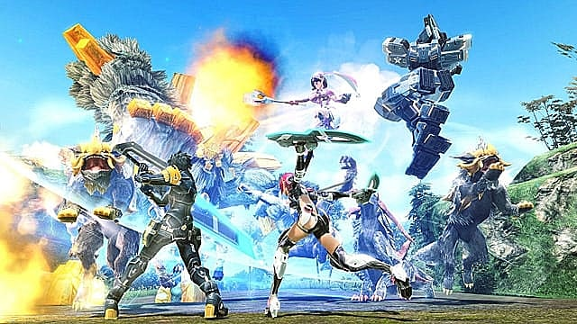 Phantasy Star Online 2 Picking The Best Race And Class Phantasy