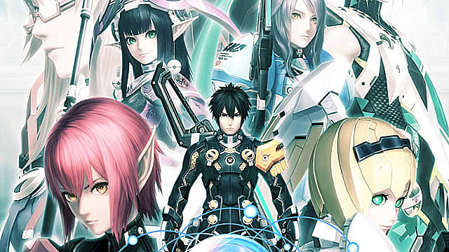 The cast of Phantasy Star Online 2