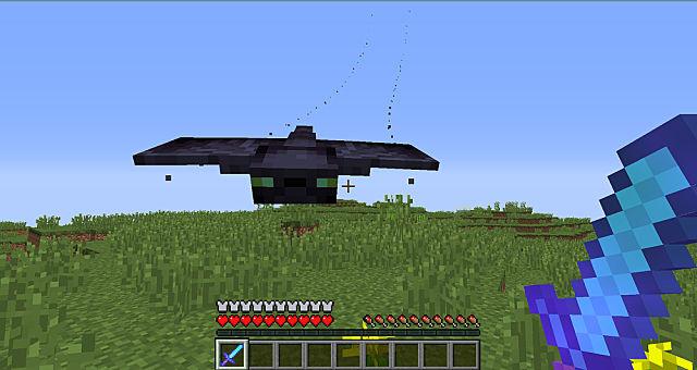 This Minecraft phantom will attack the sleep deprived