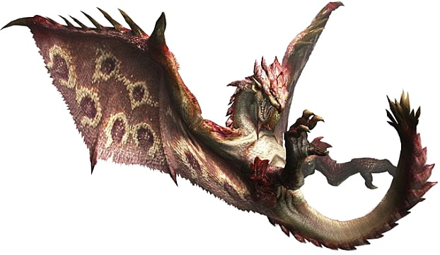 Image of good source of Monster Hardbone in MHW