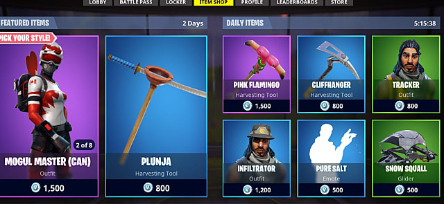 The plunja fortnite's newest ridiculous weapon