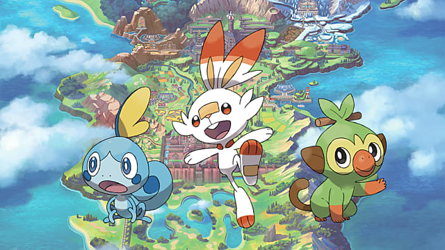 Game Freak Dishes Up Details On Grookey Scorbunny And Sobble Grookey has the least bad final design, and stat wise they are all mono type meh. game freak dishes up details on grookey