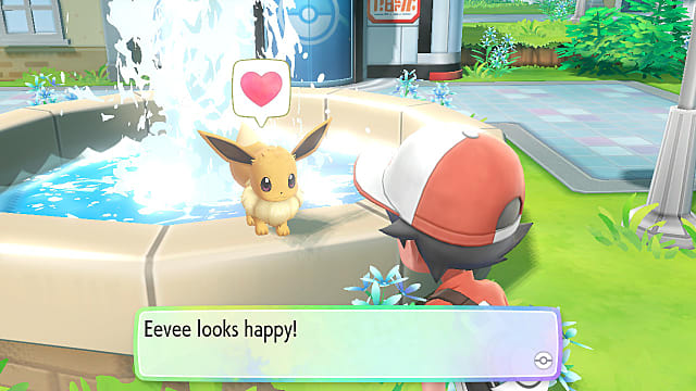 Pokemon Let S Go Pikachu And Eevee Review It S A Wonderful Pokemon