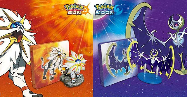 Pokemon Sun Moon PreOrder Bonuses and Buying Guide