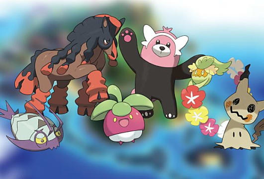 5 great alola pokemon to have on your sun and moon adventure