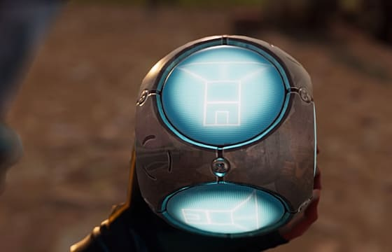Port-a-Fort grenade in Fortnite battle royale