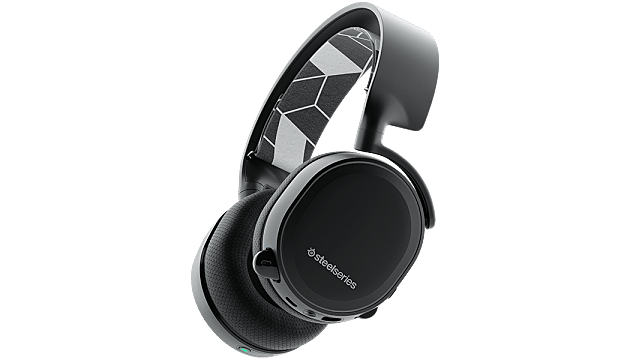 steelseries arctis 3 bluetooth headset review versatility in a reliable product line. Black Bedroom Furniture Sets. Home Design Ideas