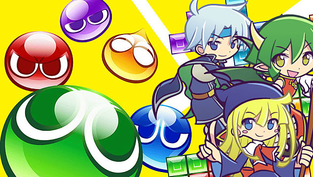 how to build big chains in puyo puyo