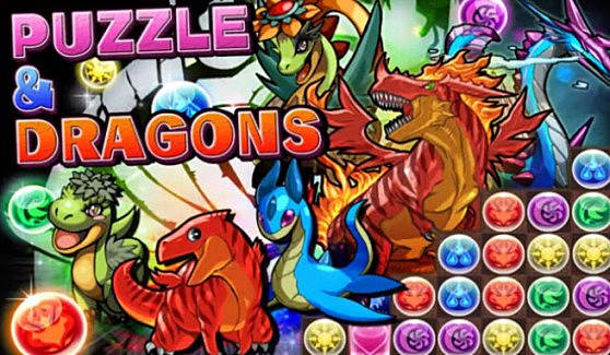 Puzzle Dragons It S Like Candy Crush But Way Better