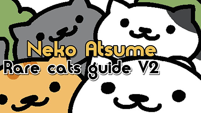 Neko Atsume rare cats guide - collect those cats! | Neko Atsume