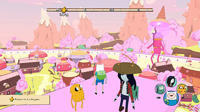 Adventure Time: Pirates of the Enchiridion Review -- The Fun Will