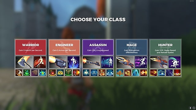 Realm Royale Class Guide: Best Builds For Duos | Realm Royale
