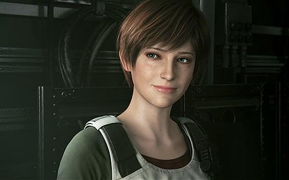 Rebecca Chambers, Resident Evil