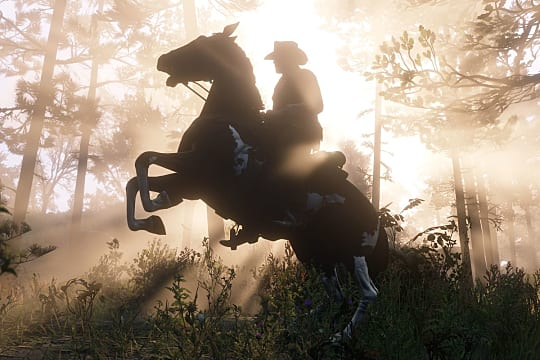 Red Dead Redemption 2 How To Bond With Your Horse Customize It