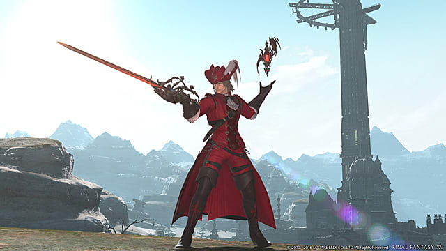 How to Access Stormblood and Unlock Red Mage and Samurai in