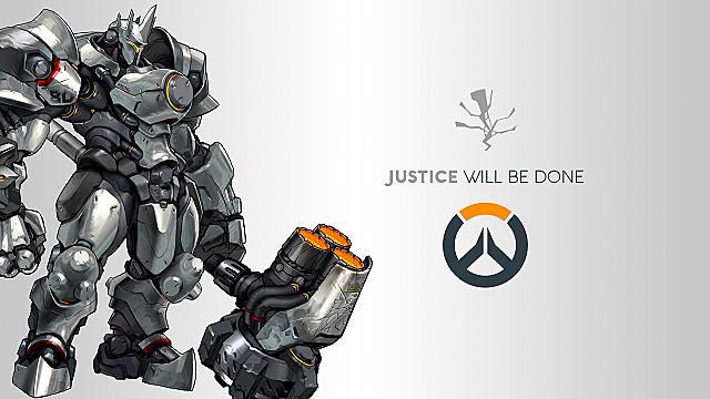 reinhardt overwatch armatura martello cosplay