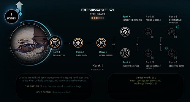 mass effect andromeda remnant vi skill