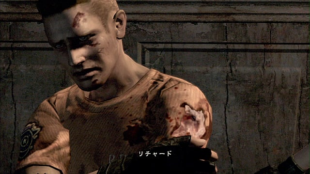 Richard Aiken, Resident Evil