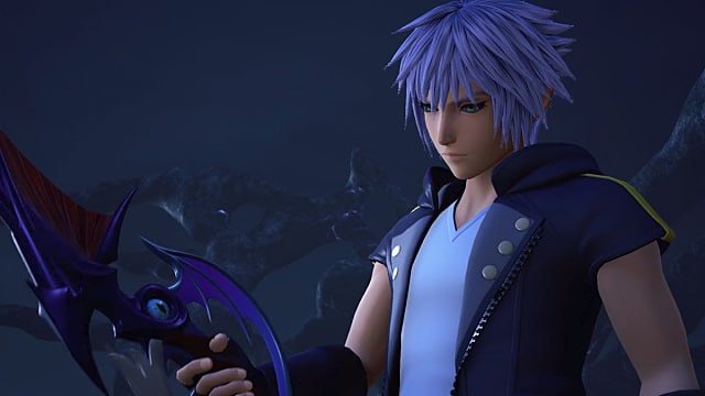 another screen shot from the upcoming Kingdom Hearts game