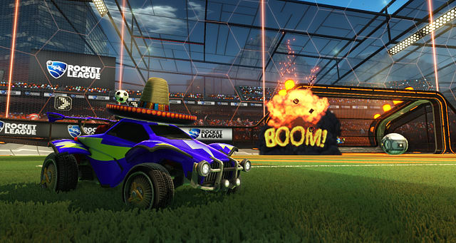 Rocket League conquers the world one game system at a time ...