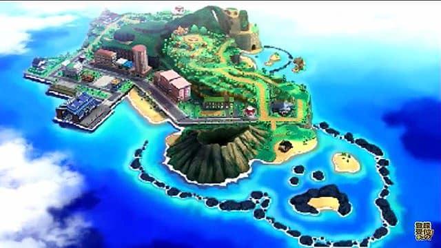 Pokemon Ultra Sun and Ultra Moon: Sticker Locations