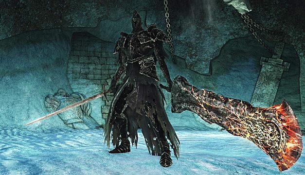 Fume Knight, Dark Souls II, Dark Souls 2, Raime