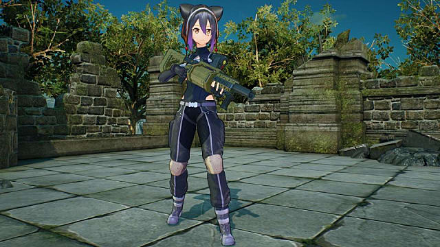 SAOFB Sword Art Online Fatal Bullet Weapons Guide Sniper Assault Rifle Gatling Gun Launcher