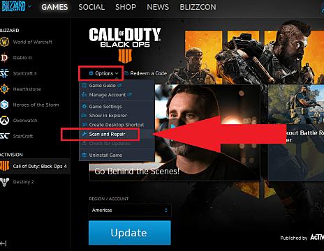 Call of Duty Black Ops 4 ошибка 897625509 и 3 способа, как исправить эту ошибку