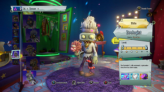 Marvelous Plants Vs Zombies Garden Warfare 2 Scientist Class Guide | Plants Vs  Zombies Garden Warfare 2
