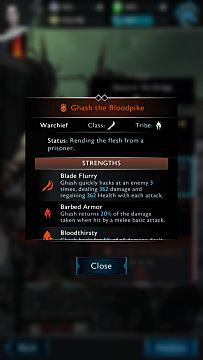 When to Brand or Execute in Middle-earth: Shadow of War Mobile Guide