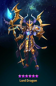 Image of Lord Dragon, a six-star Guardian in Chain Strike that many will be rerolling to try and obtain