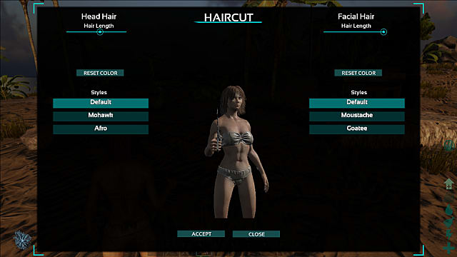 ARK: Survival Evolved Ultimate Guide to Hair Scissors
