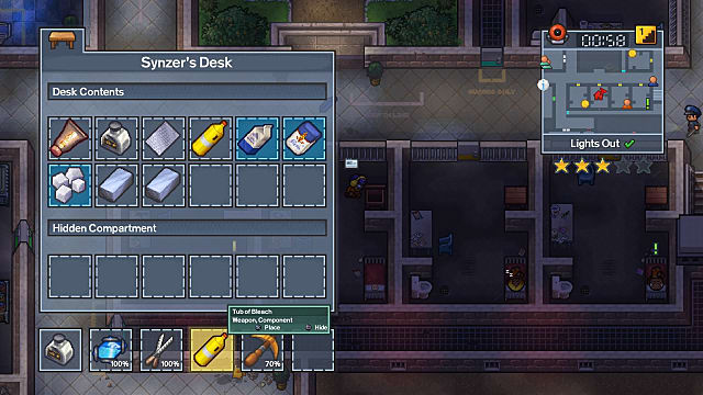 the escapists 2 setting up an escape