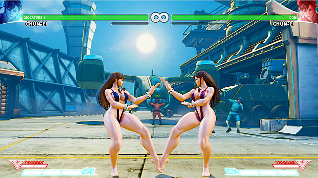 Street fighter nude photos opinion very