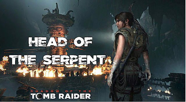 Shadow Of The Tomb Raider Head Of The Serpent Puzzle Guide