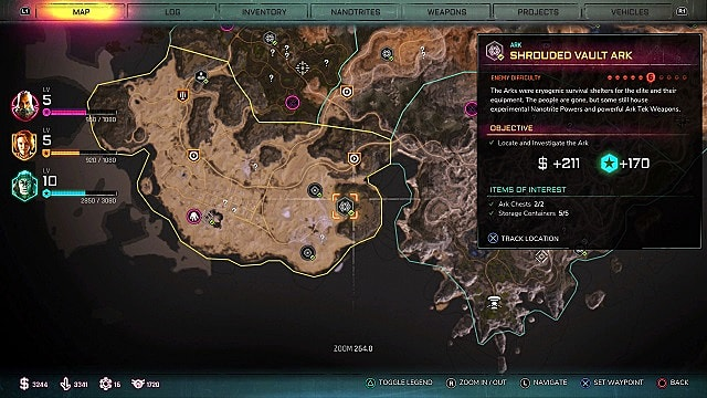 All Ark Locations In Rage 2 Rage 2