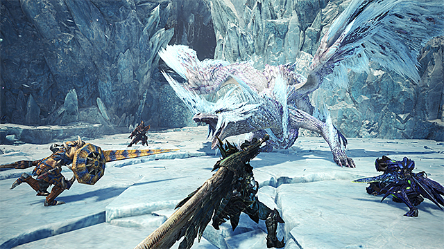 Best Monster Hunter World Iceborne Greatsword Builds Bombs and falling rocks are two proven methods. best monster hunter world iceborne