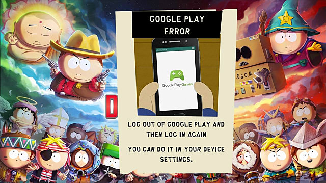 South Park: Phone Destroyer Guide -- How to Fix the Google