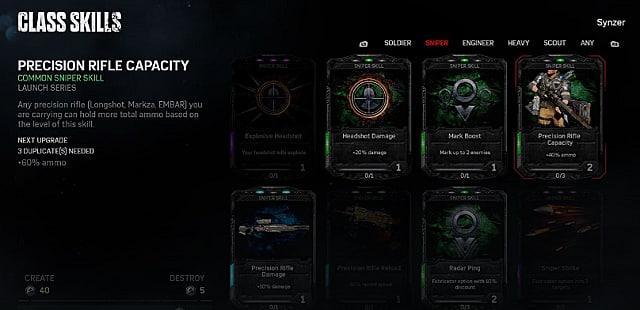 Gears of War 4 Horde Guide: Sniper Class   Gears of War 4