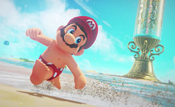 State of Nintendo in 2017 Stock Supply Shortages Super Mario Odyssey