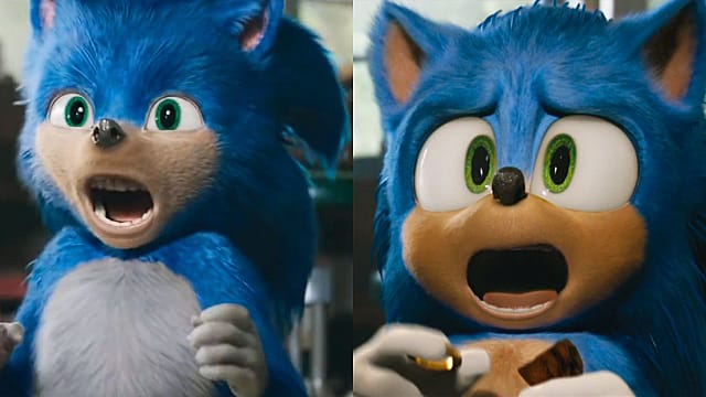 New Sonic The Hedgehog Movie Trailer Shows Off New Sonic Redesign Sonic The Hedgehog