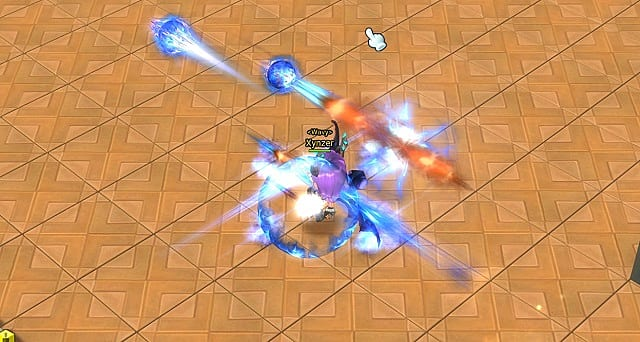 maplestory 2 soul binder shooting star